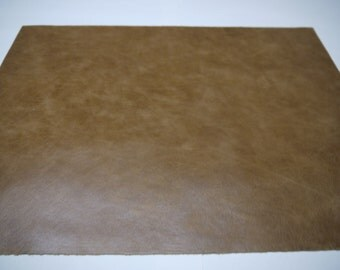 """Leather panels distress smooth 18""""x 24"""" for ( 5 ) pieces."""