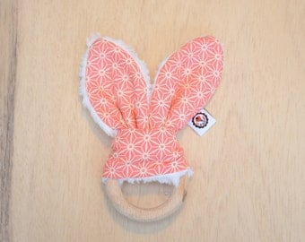 Bunny ear - teether