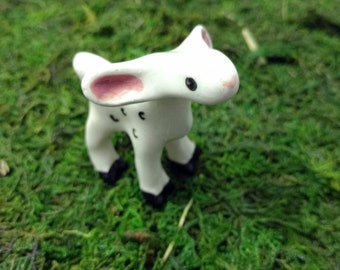 Mini Lamb Figurine