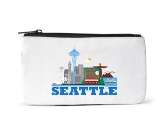 City Living - Seattle pouch