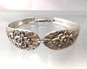 Spoon Bracelet   Jubilee    Jubilee Bracelet  Silverware Jewelry   Silver Bracelet  Silverware bracelet   Spoon Jewelry,teacher gift, grad