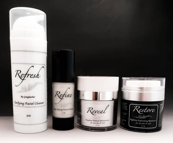 NEW!  Requirement Face Care Line (by Greyfeather)