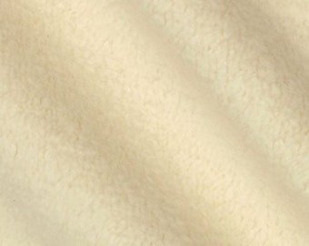 "Organic Cotton Sherpa by Michael Miller Fabrics (50"" wide) - Fabric by the Yard"
