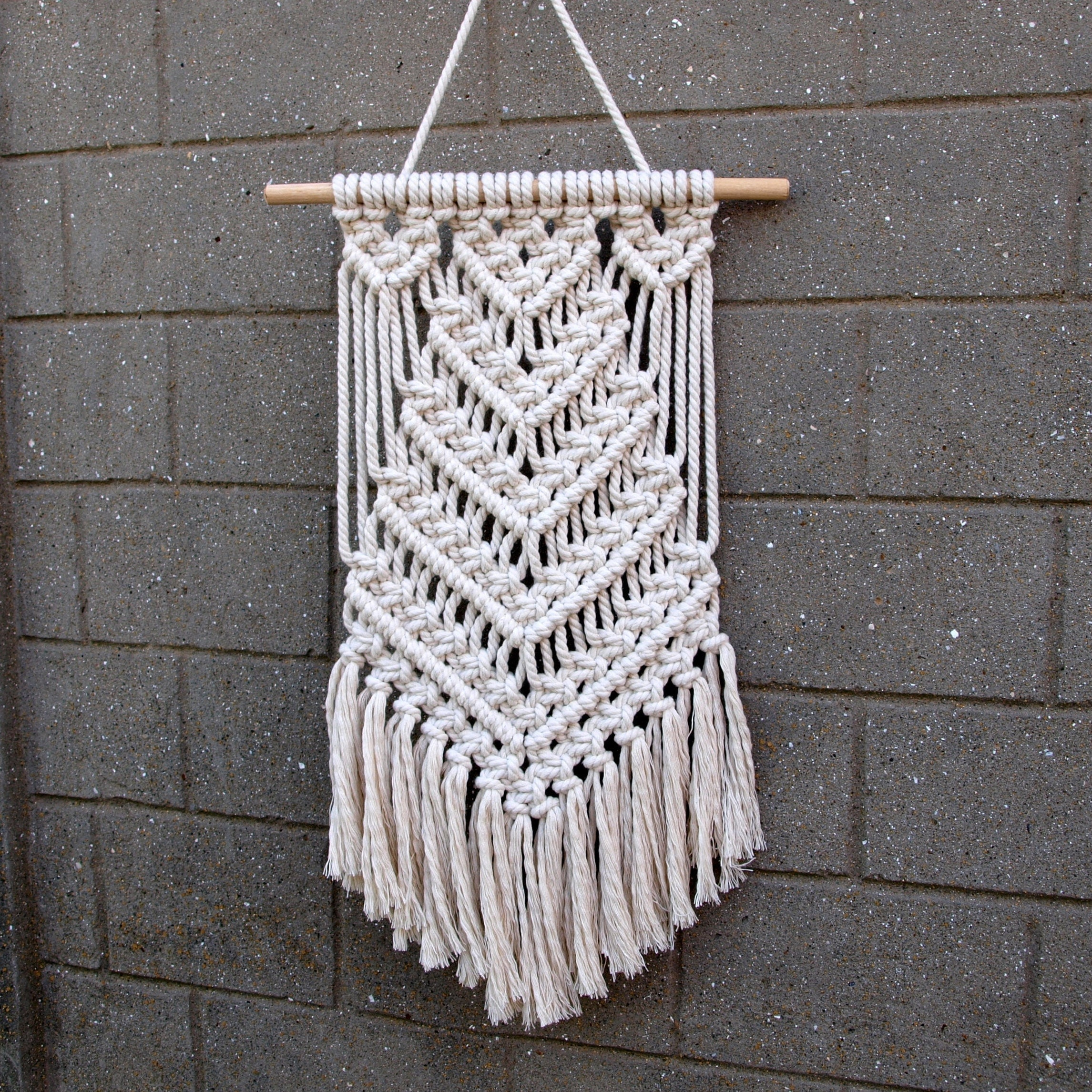 Crochet And Macrame Home Decor By PapuShoi On Etsy