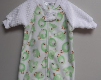 Baby Sleep Sack, Bunting Bag, Sleep Bag, Sleep Sac, Wearable Blanket, New Born,  #71
