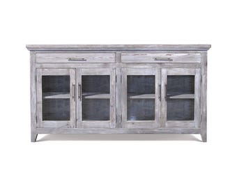 Sideboard, Console Cabinet, Media Console, Reclaimed Wood, Buffet,  Entertainment Console,
