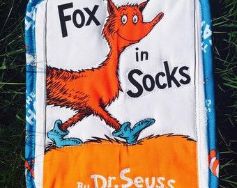 Fox in socks   Etsy