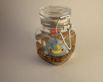 Pokemon Aquarium Jar Lanturn