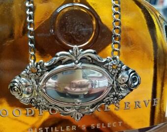 Sterling Scotch Whiskey Label 10.3g - SS10194