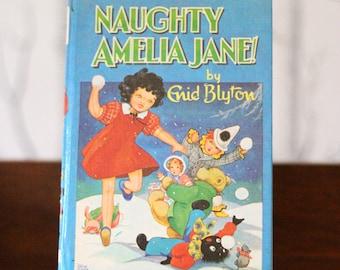 Enid Blyton's Naughty Amelia Jane books