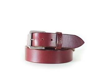 Henderson Leather Belt - Brown