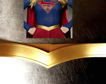 CW Supergirl Belt