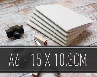 Travelers Notebook, Midori, Notebook, Refills - A6