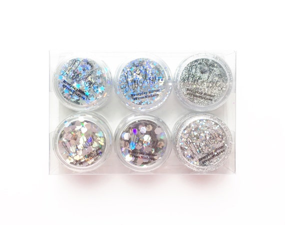 Cosmic Universe Cosmetic Face Glitter Set