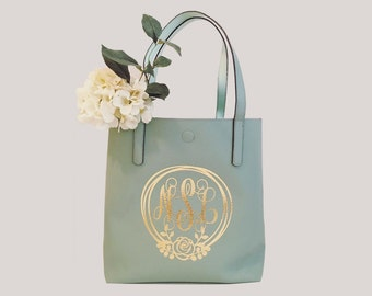 Personalized Handbag - Monogram - Tote - Purse