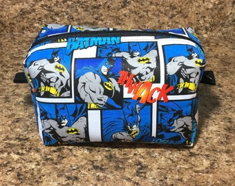Batman Comic Bag