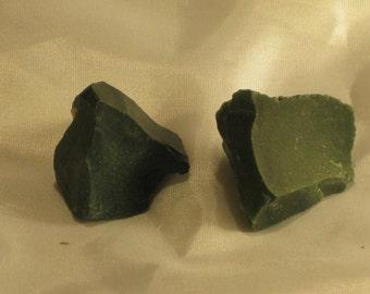 Raw Green Jasper - Heart Chakra, Prosperity, Stone of Balance, Healing Energy,  Boosts Immune System, Spiritual, Metaphysical