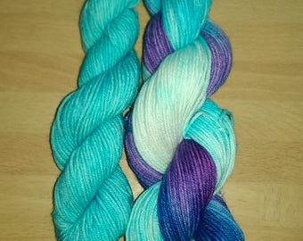Rose Finch Sock Yarn Set
