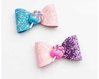 Sweet bows - hair bows - hair accessories - girls hair bows