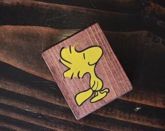 Woodstock Wooden Ornament