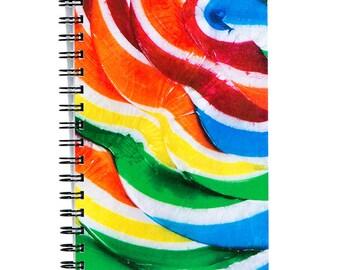 Lollipop Journal Notebook