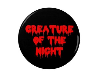 Rocky Horror Show  - Creature of the Night - Magnet - 70s - Film - Movies - Music - Frank N. Furter - Quotes