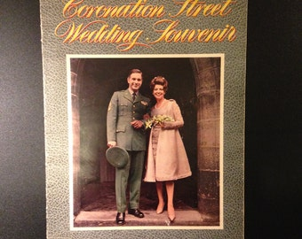 Coronation Street Memorabilia, Elsie Tanner's Wedding Magazine from 1967