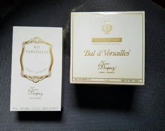 Bal a Versailles by Jean Desprez Body Powder and Lotion