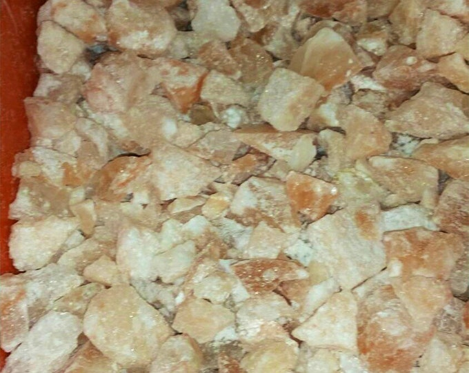 1 pound Natural Himalayan Salt- From Himalayan Mountains to Your Door- Pink Salt \ Pink Himalayan Salt \ Natural Bath Salts \ Crystals