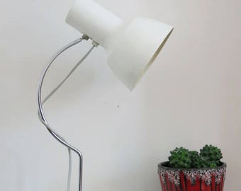 Vintage Modernist Mid Century Desk Lamp By Josef Hurka
