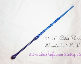 Handcrafted Wand by Eccentricitas Wands, Unique, bespoke wands inspired by Harry Potter
