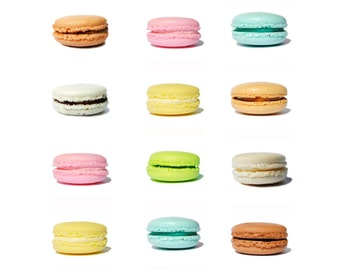 Create your own 12ct FRENCH MACARON signature box