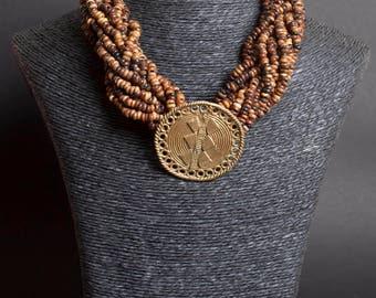 African ethnic jewelry