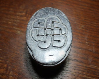 Small Stone Celtic Trinket Box