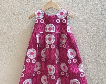 Baby Dress - Toddler Dress - Party Dress - Twirl Dress - Girls Party Dress - 1st Birthday Dress - Tea Party Dress - First Birthday Dress