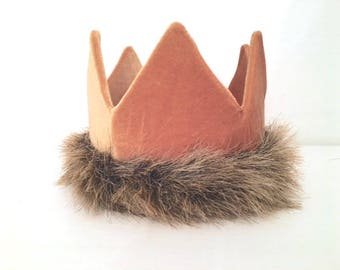Max Crown. Where the Wild Things are Crown