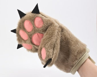 Oven Mitt - Bear Paw Kitchen Glove