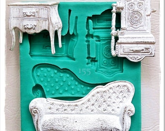 BAROQUE FURNITURE...Silicone moulds