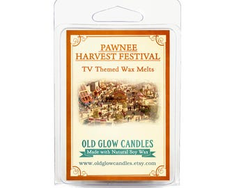Pawnee Harvest Festival - Scented Soy Wax Melts 80g