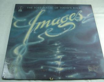 KTEL Records - Images The Soft Magic Of Today's Rock - Various Artists - 1980