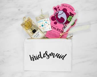 build-a-bridesmaid gift