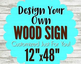 Custom Rustic Sign, Rustic Wooden Sign, Customized Sign, Custom Entryway Sign, Large Custom Sign, Personalized Biblical, Custom Kitchen Sign