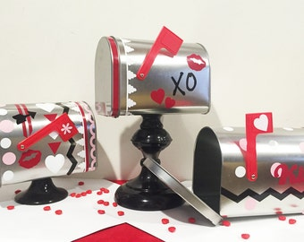 Crazy sale!! Valentine's Metal Mailbox DIY Kit!!