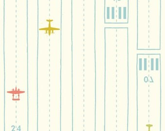 Take Off from Trans-Pacific by Birch Organic Fabrics