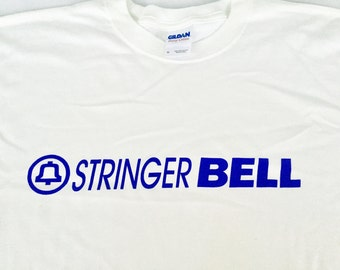 DISCONTINUED-The Wire Shirt-Stringer Bell Baltimore