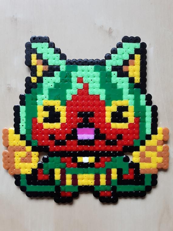Yo Kai Watch Pixel Art