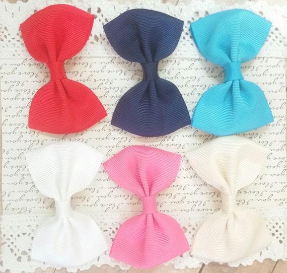 Hair Bows For Girl, Hair Clips For Girls, Hair Clips Baby, Girls Bows, Bows For Babies, Baby Girl Headband, Teen Headband, Infant Headband