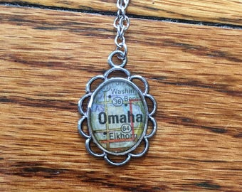Omaha chain necklace
