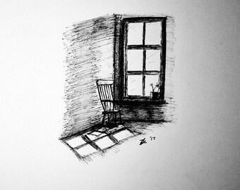 A quiet place (Original)