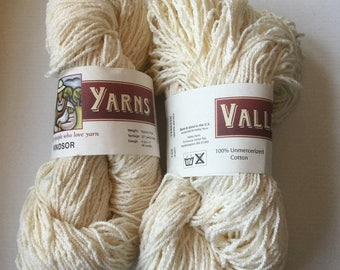 Valley Yarns Windsor Textured Cotton Yarn